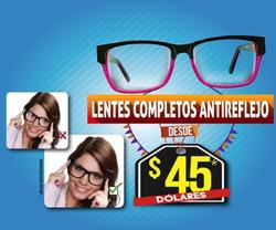Ofertas de Comisariato de los lentes  en el folleto de Quito