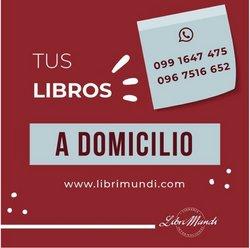 Catálogo Libri Mundi ( Vencido)