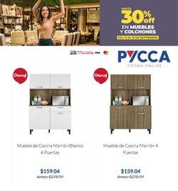 Ofertas de Almacenes en el catálogo de Pycca ( Vence mañana)