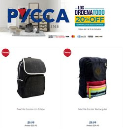Catálogo Pycca ( 5 días más)