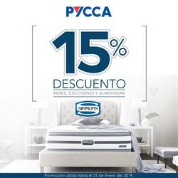Ofertas de Pycca  en el folleto de Guayaquil