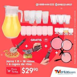 Ofertas de Almacenes en el catálogo de TVentas en Riobamba ( 2 días más )