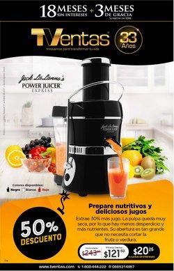 Catálogo TVentas ( Publicado ayer)