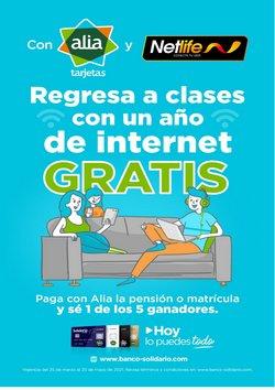 Ofertas de Net Life en el catálogo de Net Life ( Vencido)