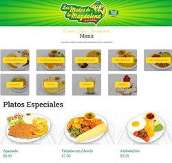 Ofertas de Restaurantes en el catálogo de Los Motes de la Magdalena ( 13 días más)