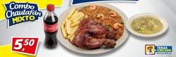 Catálogo Texas Chicken ( 15 días más )
