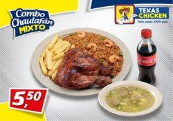 Ofertas de Texas Chicken en el catálogo de Texas Chicken ( Vence mañana)