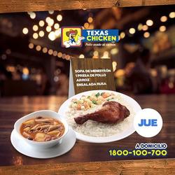 Ofertas de Texas Chicken  en el folleto de Quito