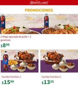 Ofertas de Restaurantes en el catálogo de Menestras del Negro en Montecristi ( 20 días más )