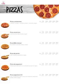 Ofertas de Restaurantes en el catálogo de Ch Farina en Manta ( Más de un mes )