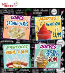 Ofertas de Restaurantes en el catálogo de Heladerías Tutto Freddo en Buena Fé ( Caduca mañana )