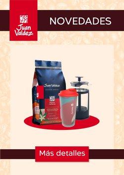 Ofertas de Juan Valdez Café en el catálogo de Juan Valdez Café ( 29 días más)