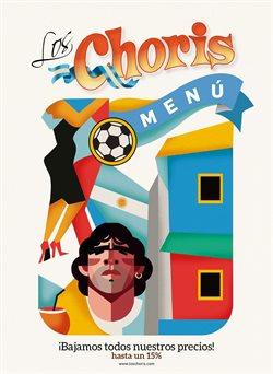 Catálogo Los Choris ( Caducado )