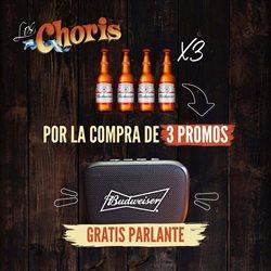 Catálogo Los Choris ( 10 días más )