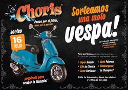 Ofertas de Los Choris  en el folleto de Quito