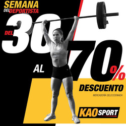 Ofertas de Kao Sports Center  en el folleto de Guayaquil