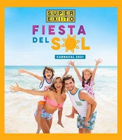 Ofertas de Carnaval en el catálogo de Super Éxito ( Vence hoy)