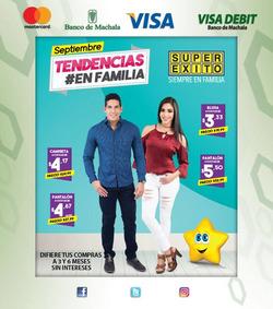 Ofertas de Super Éxito  en el folleto de Guayaquil