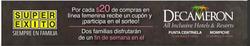 Ofertas de Super Éxito  en el folleto de Quito