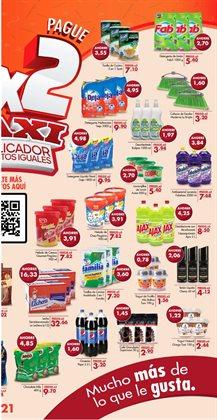 Ofertas de Supermercados en el catálogo de Supermaxi ( 15 días más )
