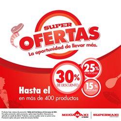Ofertas de Supermercados en el catálogo de Supermaxi en El Triunfo ( Caduca mañana )