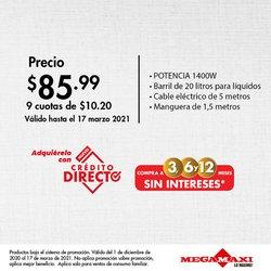 Ofertas de Supermercados en el catálogo de Supermaxi en Bahía de Caráquez ( 8 días más )