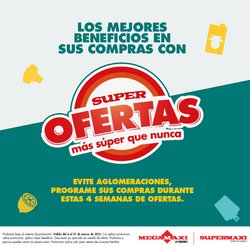 Catálogo Supermaxi en Quito ( Caducado )