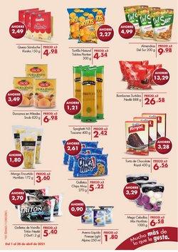 Ofertas de Supermercados en el catálogo de Supermaxi ( 16 días más )