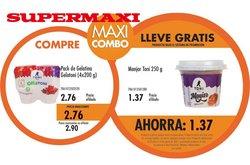 Ofertas de Supermaxi en el catálogo de Supermaxi ( 16 días más)