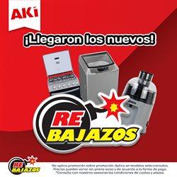 Catálogo Akí en Buena Fé ( Más de un mes )