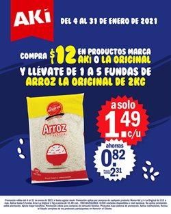 Ofertas de Supermercados en el catálogo de Akí en Naranjito ( 4 días más )