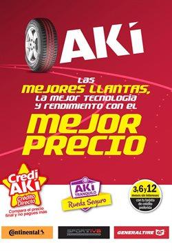 Ofertas de Supermercados en el catálogo de Akí en Manta ( Caduca mañana )