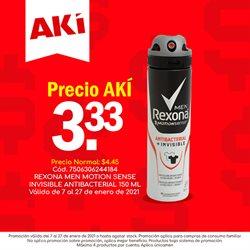 Catálogo Akí ( Publicado hoy )