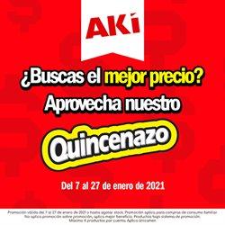 Catálogo Akí ( 2 días más )