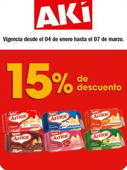 Ofertas de Supermercados en el catálogo de Akí en El Triunfo ( 5 días más )