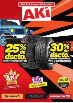 Catálogo Akí ( 27 días más)
