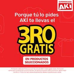 Catálogo Akí ( 13 días más)