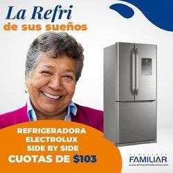 Ofertas de Almacenes en el catálogo de Almacenes familiar en Quito ( 2 días más )