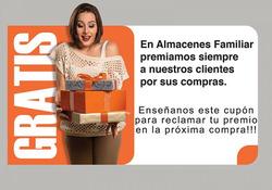 Ofertas de Almacenes familiar  en el folleto de Quito