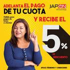 Cupón Almacenes Japón en Montecristi ( 3 días publicado )