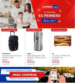 Ofertas de Tecnología y Electrónica en el catálogo de Artefacta en El Triunfo ( 14 días más )