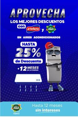 Ofertas de Tecnología y Electrónica en el catálogo de Artefacta en Cuenca ( 2 días más )
