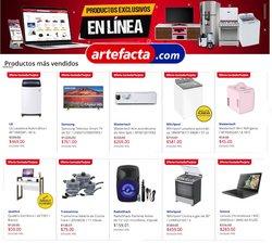 Ofertas de Tecnología y Electrónica en el catálogo de Artefacta en Santa Ana ( 22 días más )