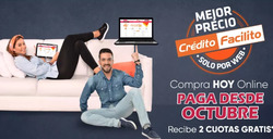 Ofertas de Créditos Económicos  en el folleto de Guayaquil