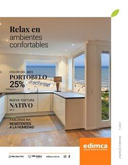 Ofertas de Ferreterías en el catálogo de Edimca en Portoviejo ( Más de un mes )