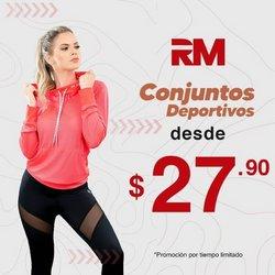 Catálogo Moda RM ( 2 días más )