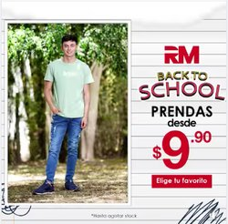 Catálogo Moda RM ( 2 días más)