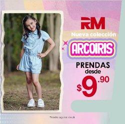 Ofertas de Ropa, Zapatos y Complementos en el catálogo de Moda RM ( 4 días más)