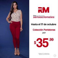 Ofertas de Moda RM en el catálogo de Moda RM ( Vencido)