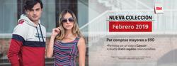 Ofertas de Moda RM  en el folleto de Quito